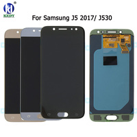 Super AMOLED LCD For Samsung For Galaxy J5 2017 J530 SM J530F LCD Display With Touch