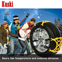 6X Car Snow Tire Anti skid Chains For BMW E46 E39 E90 E60 E36 F30 F10 E34 X5 E53 E30 F20 E92 E87 M3 M4 M5 X5 X6 Accessories