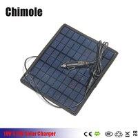 5W 18V 5V Portable Solar Panel Multi Purpose For 12V Battery Charger Solar Battery Pane Charger
