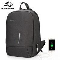 Kingsons Famous Brand Men S Chest Bags Fashion Travel Crossbody Bag Man Messenger Bag