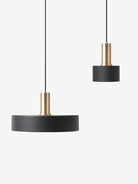 Nordic simple bar hanging lamp colored Pendant Light restaurant, bedroom, bedside lights, modern art and creative lighting 4