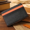 New arrival High quality PU leather magic wallets men fashion designer purses retail and wholesale Model