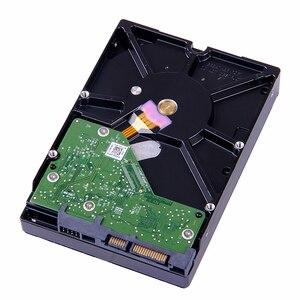 """Image 5 - Western Digital WD סגול 2TB 3.5 """"מעקבים HDD 64MB SATA 6 Gb/s כונן קשיח פנימי עבור וידאו מקליט NVR WD20EJRX"""