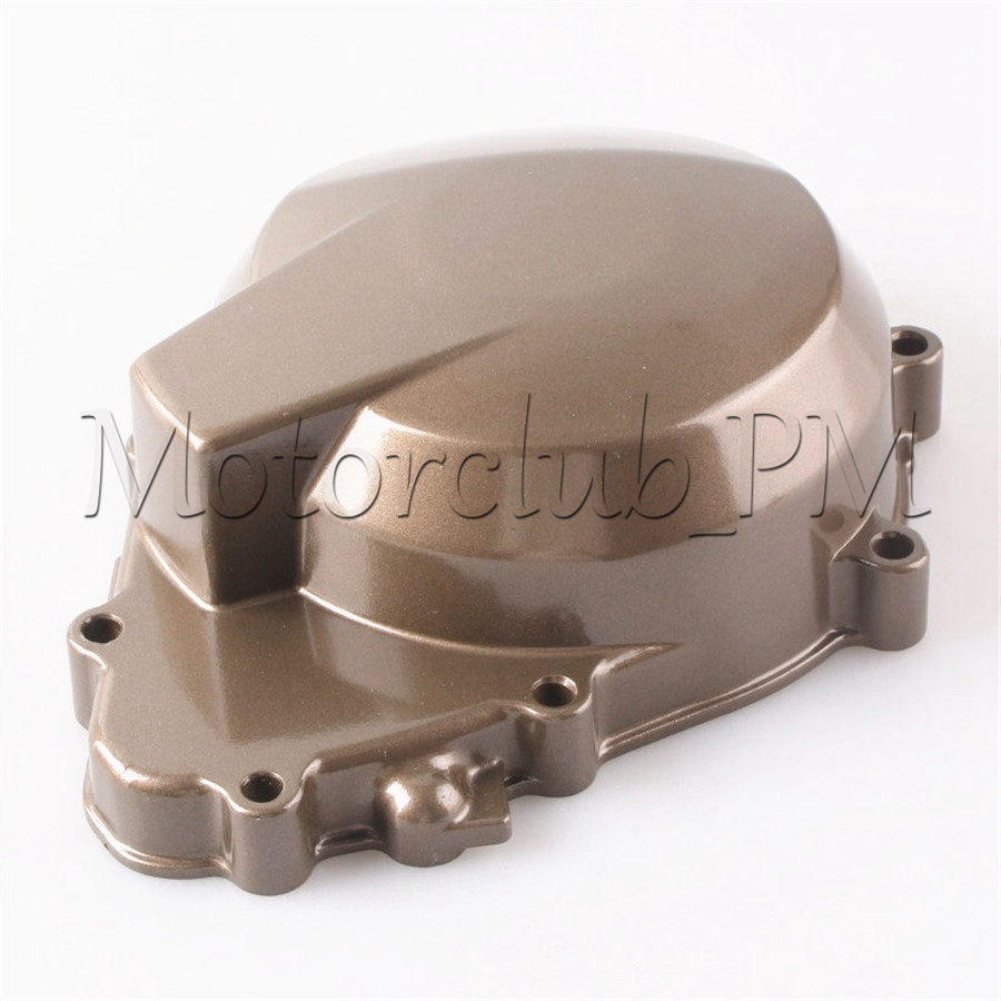 High Quality CNC Aluminum Engine Stator Crank Case Cover For Kawasaki Ninja ZX6R ZX636 2005 2006 New aluminum water cool flange fits 26 29cc qj zenoah rcmk cy gas engine for rc boat