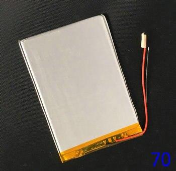 Witblue Polymère li-ion Exchange 3000 mAh 3.7 V Batterie Pour 7 Irbis TX52 TZ43 TZ42 TZ41 TZ53 TZ72 TZ70 TZ52 Tablet Replaceme