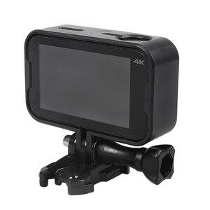 Image 5 - 5IN1 Full Bảo Vệ Bộ Túi Cho XIAOMI MIJIA 4K Camera Chống Thấm Nước Ốp Lưng Bên Khung Bao Ốp Silicone