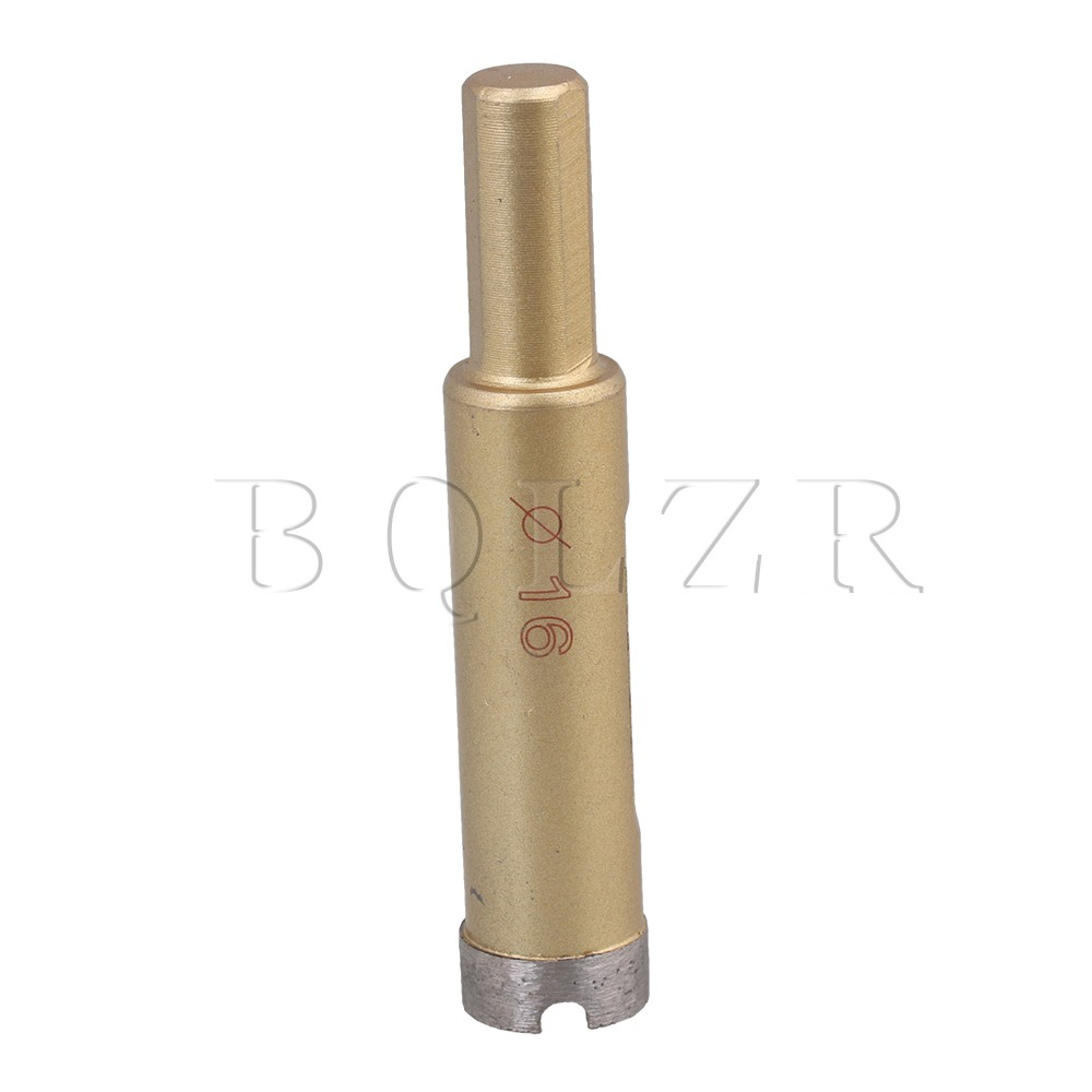 CNBTR 16mm Diamond Hole Saw Drill Core Bit for Marble Stone Granit Tile Cutter cnbtr 10pcs 3 48mm diamond coated hole