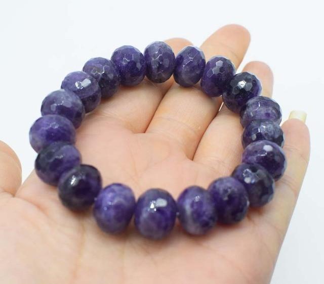 Uruguay Amethyst Bracelet