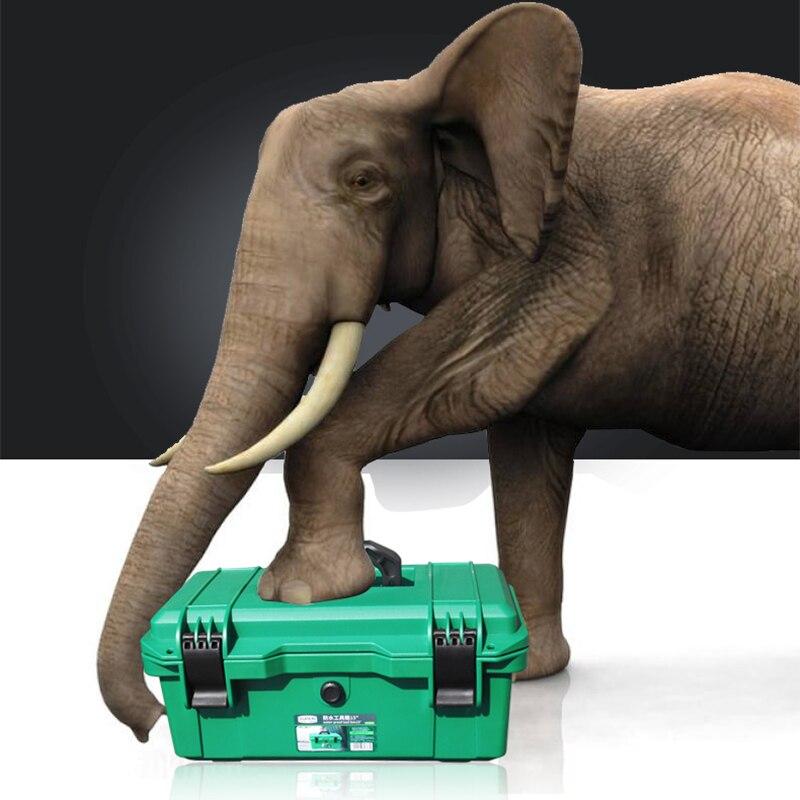 LAOA водостойкий набор инструментов 15 /17/19 ящик для инструментов уплотнительная коробка ударопрочный корпус пластик Toolbox портативный кейс д...