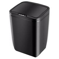 Automatic Sensor Dustbin Smart Sensor Trash Can Induction Waste Bin ABS+PP Eco-Friendly Dustbin Usb Charge Household Trash Bin