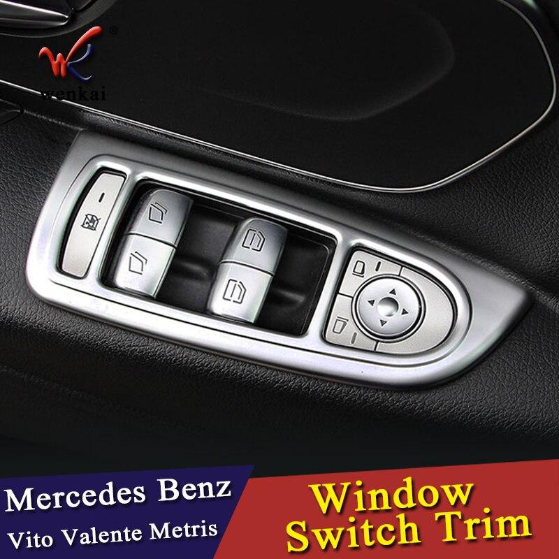 2018 Mercedes Benz Metris Cargo Interior: 4PCS For Mercedes Benz Vito Valente Metris 2014 2018 Front