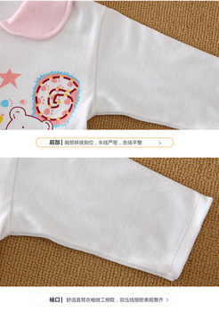 18pcs/set newborn girl clothes 0-3 months long sleeve cotton new born baby boy clothing gift sets suit summer infant clothing 4