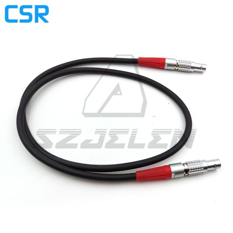 ARRI Wireless Follower WCU-4 Motor Cable forLEMO 0B 4pin to 4pin , ARRI WCU-4 LUBS Motor Cable
