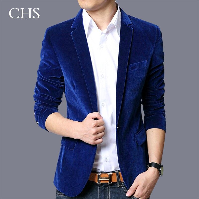 Blue Suit Blazer - Hardon Clothes