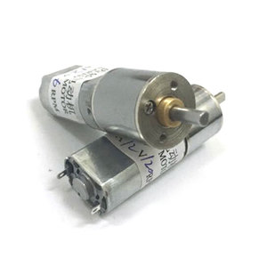 1pcs16GA-050 12 volt Mini Electric Gear Motor 12V DC 6/10/15/20/30/40/50/60/100/120/150/200/250/300/400/500/600/800/1000/1200RPM(China)