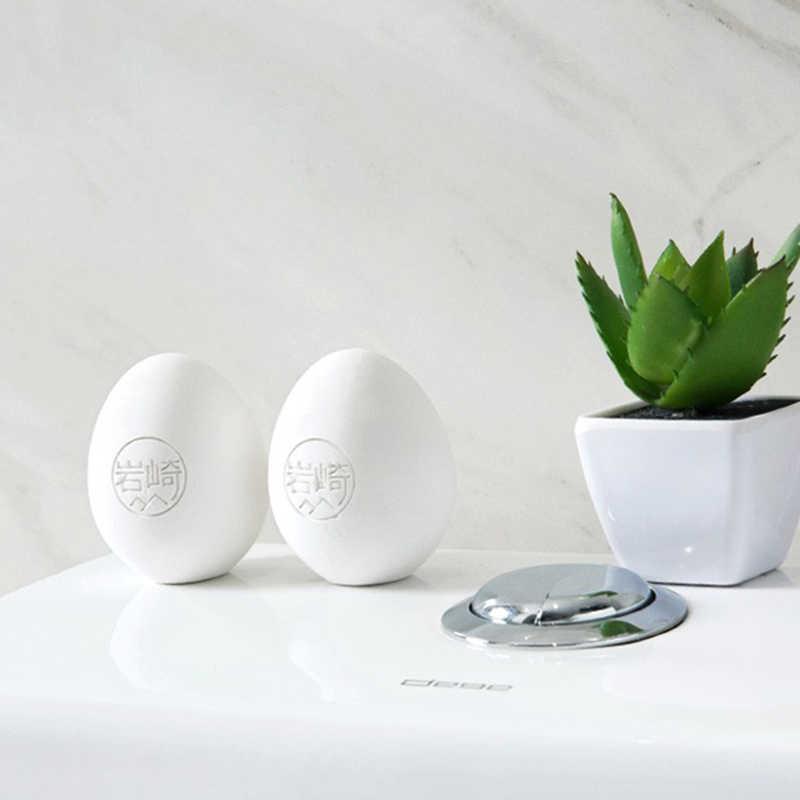 Caixa de geladeira Desodorização Não-químicas Diatomita Desodorizador Odor Eliminator Ovo Purificador de Ar Suspeito de Mofo Umidade Removedor