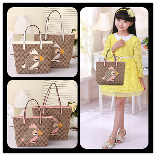 Fashion New Style Kids Tote Bags Women Mini Designer Bags Girls