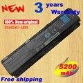 Original da bateria do portátil para toshiba satellite c850 c855d pa5023u-1brs pa5024u-1brs 5024 5023 pa5024 pa5023 pa5109 pa5109u-brs pa