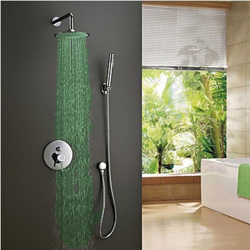 chuveiros chuveiro led ducha torneira led bathroom shower faucet led lighting shower set faucet tap banheiro