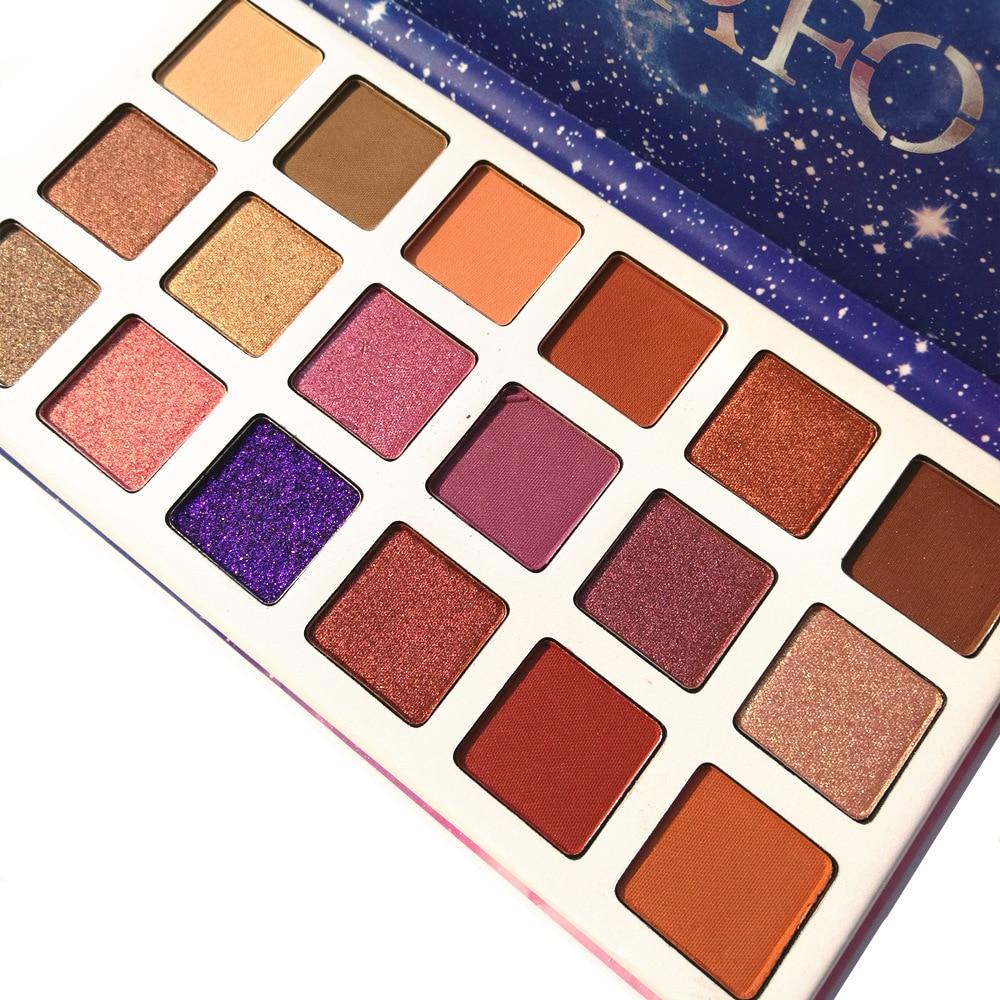 12 Color Shimmer Glitter Eye Shadow Powder Matt Long-lasting Eyeshadow Oogschaduw Cosmetic Makeup Sombra De Ojos # Eye Shadow Beauty Essentials