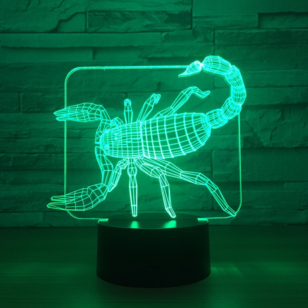 Aircraft 3d Visuelle Led Night Light Plane Usb Desk Lampaby Sleeping Lighting Remote Touch 7 Color Change Best Child Gift Lights & Lighting