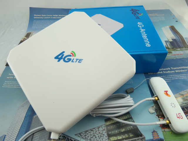 4G Antenna 35dBi TS9 +ZTE MF823 4g lte modem,lte modem micro usb 100mbps amandeep kaur parminder singh and ginni sharma micro strip wearable antenna