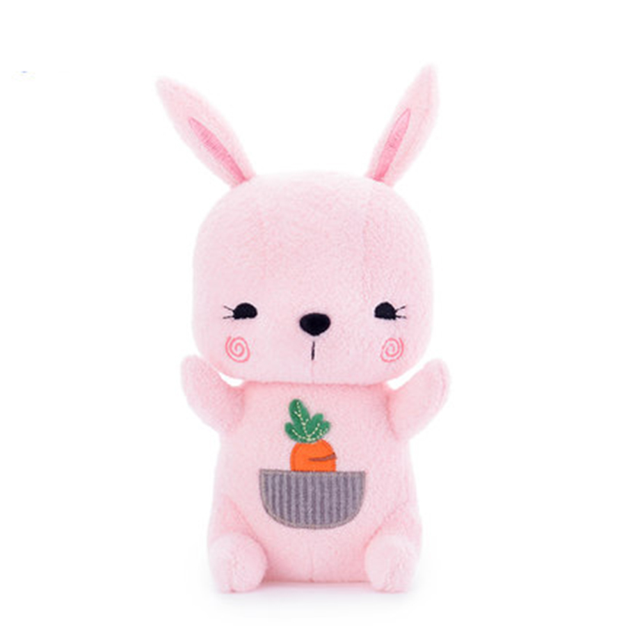 Rabbit Toy Deer Stuffed Toys Dogs Plush Plastic Stuffed Animals Soft Toys Bunny Peluches De Animales Gift For Girlfriend 50D1091 stuffed animal 120 cm cute love rabbit plush toy pink or purple floral love rabbit soft doll gift w2226