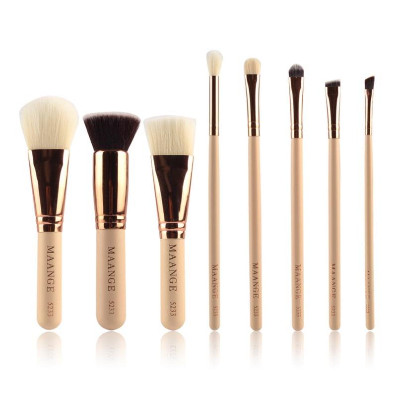 BeautyZone Makeup Brush Makeup Brush Blusher Eye Shadow Brushes Cosmetic Tools Make Up Brush Set six black eye makeup brush brush eye shadow brush black beauty makeup tools