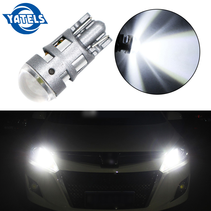 20pcs T10 1206 9SMD//5630 10SMD Car White Canbus LED Side Tail Lights Bulbs