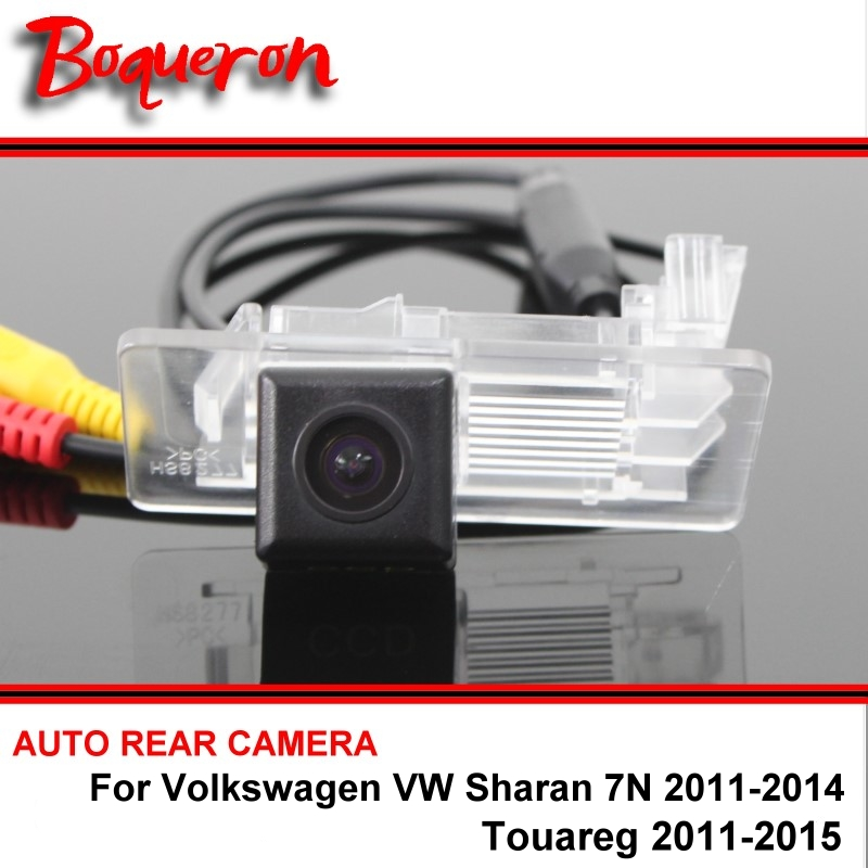For Volkswagen VW Sharan 7N Touareg 2011 2015 Reversing font b Camera b font CCD Night