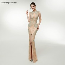 Forevergracedress Sexy Mermaid Prom Dresses 2019 Sleeveless