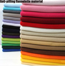 150cm*50cm Anti-pilling flannelette material Fleece short plush toy doll Clothing lining fabric Photo background cloth