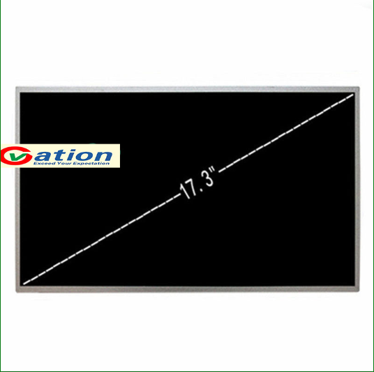 N173FGE-L23 C1 /C3 NEW 17.3 LED Glossy HD LCD Screen/Display Laptop C.1 / C.3 ttlcd laptop hd lcd screen display 17 3 inch fit lp173wd1 tl c3 new led glossy