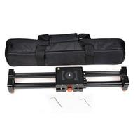 50 см выдвижной камера видео слайдер долли трек стабилизатор раздвижные расстояния железнодорожным для цифровой зеркальный фотоаппарат canon...