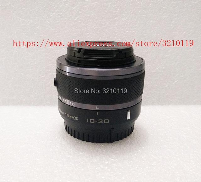 For Nikon 1 10-30mm Zoom lens V1 V2 V3 J1 J2 J3 J4 J5 10-30 f/3.5-5.6 mirrorless camera lens (Second-hand)