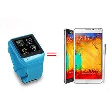 Bluetooth Smart Watch Phone S19 Smartwatch Für Android OS IOS unterstützung SIM TF Mit Kamera Mode Frauen Männer Wirstwatch 4 farben
