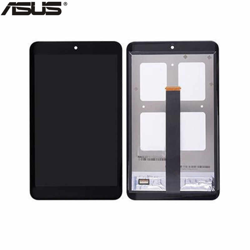 Asus LCD Display Touch Screen Assembly Replacement Parts For Asus MeMO Pad 8 ME181C LCD screen used parts lcd display monitor touch screen panel digitizer assembly frame for asus memo pad smart me301 me301t k001 tf301t