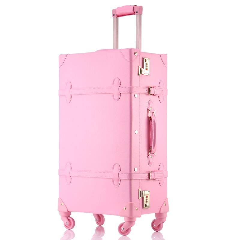 202224inch PU Leather wheels suitcases and travel bags valise cabine valiz koffer maletas suitcase carry on luggage 162024inch pu leather trip suitcases and travel bags valise cabine maletas valiz suitcase koffer carry on luggage