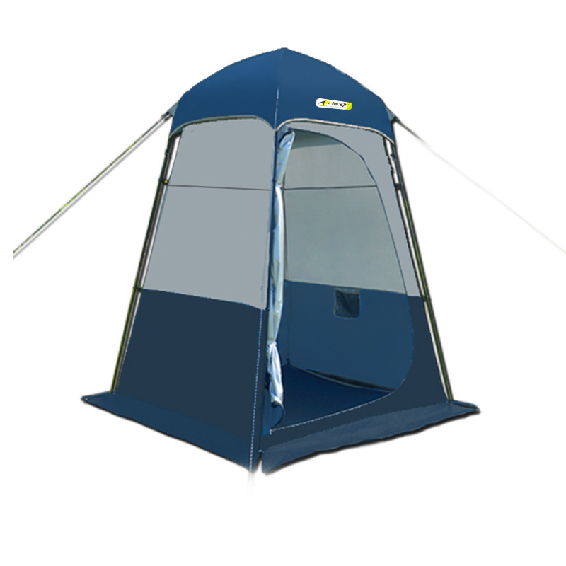 One Person Use Outdoor Shower Bathing Tent Mobile Toilet Model Dressing Room Camping Beach Fishing Tent Windproof Camping TentOne Person Use Outdoor Shower Bathing Tent Mobile Toilet Model Dressing Room Camping Beach Fishing Tent Windproof Camping Tent