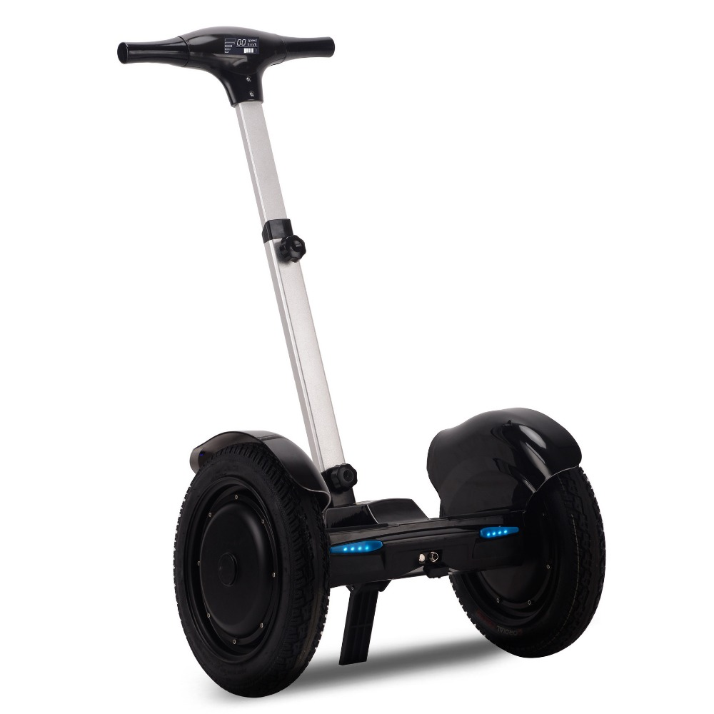 Stand Up Electric Scooter >> 2 Wheel Electric Scooter Stand Up Self Balancing Scooter Most