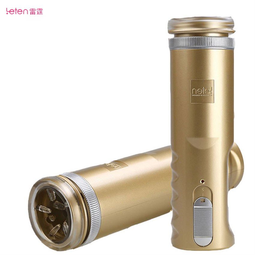 Leten 2 Modes Fully Automatic Retractable Piston Pricky Male Masturbation Cup for Men, Sex Toys Adult Sex Products for Couple changchai 4l68 engine parts the set of piston piston rings piston pins