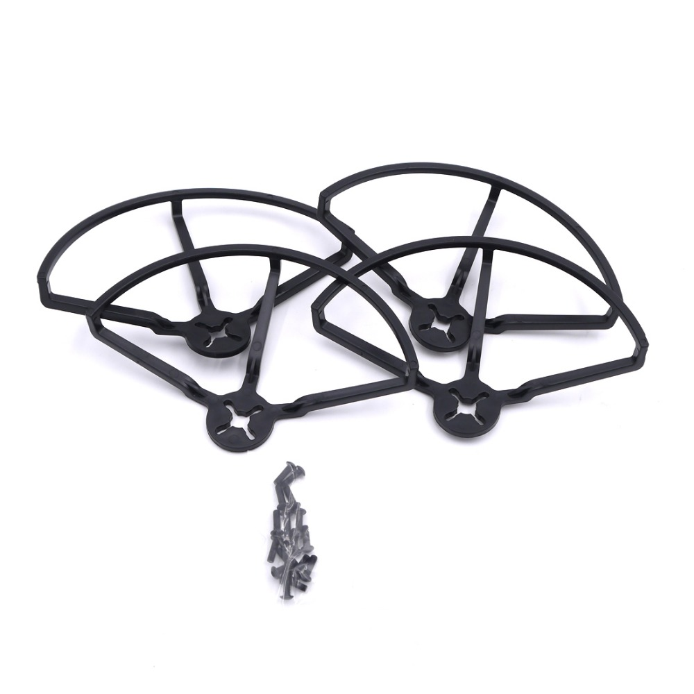 4pcs Propeller protect guards protective rings protector Bumper for 4/5 inch propellers of QAV180/210 kvadrokopter 180/210mm FPV