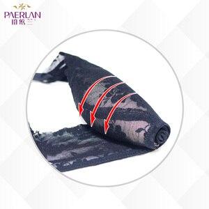 Image 5 - PAERLAN Liền Mạch Dây Giá Rẻ Viền Ren Hoa Ngực Đẩy Lên Màu Đen Áo Ngực Sâu V Gợi Cảm Kéo Móc Và Mắt bộ Ngực Lưng Đóng Cửa Quần Lót Nữ