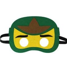 Mask Soldier Cool DC Super Hero Batman Kids Boy Girl Costume Star Wars Xmas Avengers DIY Masquerade Eye Cosplay