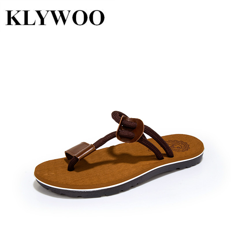 Men Sandals Breathable Hot Sale Summer New Brand Man ...
