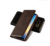 Luxury Retro For Samsung Galaxy Note 8 S8 S8 Case Classic Business Flip PU Leather Case