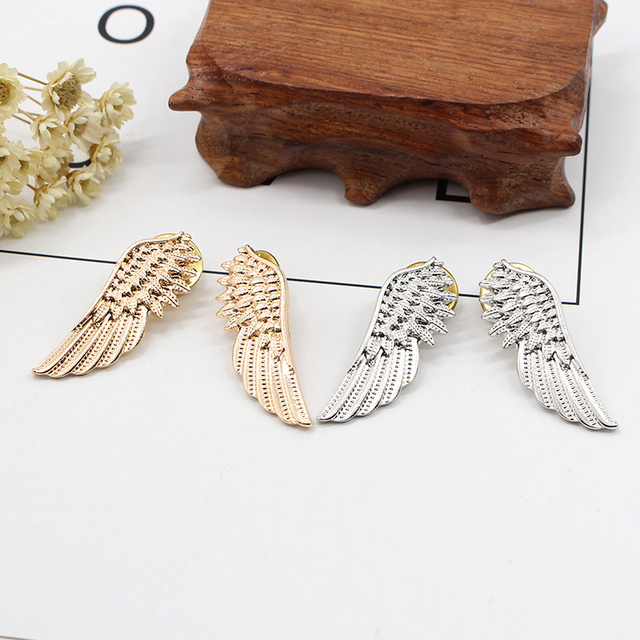 New Jewelry Fashion Silver Gold Pin Brooches For Women