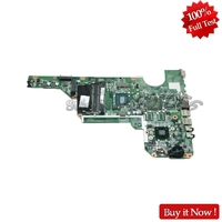 For HP Pavilion G6 G6 2000 Laptop Motherboard I3 3110M 710873 001 DDR3 Mother Board Full