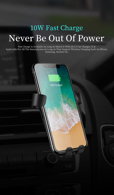 wireless car charger 4