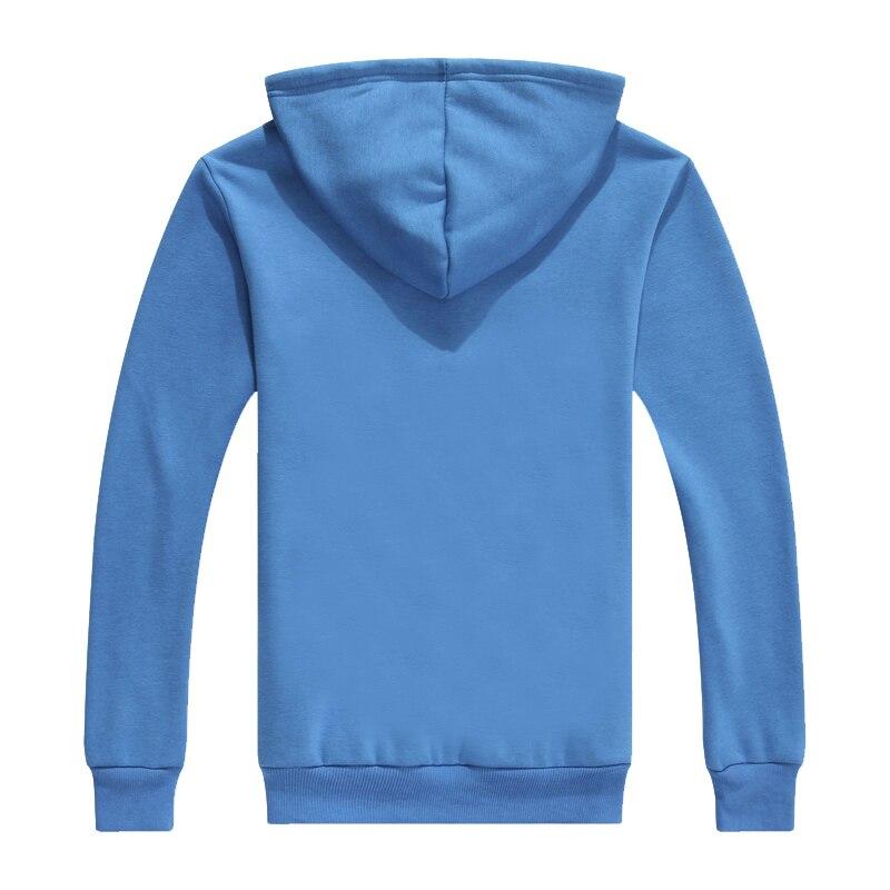 2018 Brand Caual Fleece Men Hoodies with zipper Fashion Hip Hop Warm Hoody Polo Mens Cardigan Jacket Sweatshirt Mens Sweat Homme